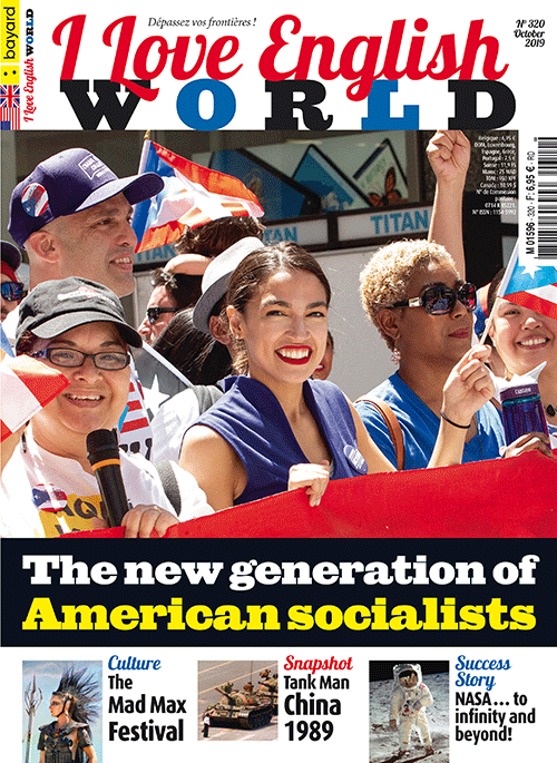 Revista I Love English World
