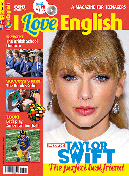 Revista I Love English